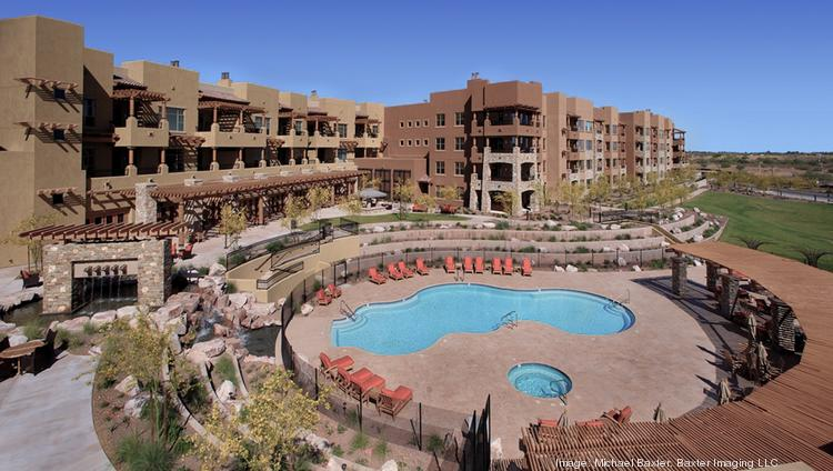 Developers of Sagewood, a luxury retirement community in Phoenix, will expand the development thanks to a new new $48 million loan.