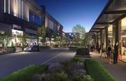 """""""River Oaks District architecture will employ native Texas stones and contextual design elements, individualized articulated storefronts, covered outdoor dining, and unique buildings that are both contemporary and artistic,"""" OliverMcMillan said."""