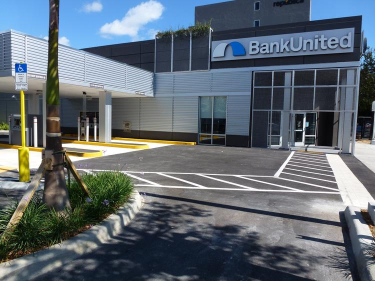 There are 66 banks based in South Florida, the largest of which is Miami Lakes-based BankUnited.