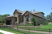Standard Pacific Homes is one of five homebuilders at the Northwoods at Avery Ranch. This is one of the model homes.