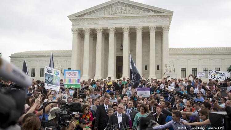 Supreme court cases homosexual marriage