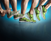 Nike Inc. was co-founded by legendary University of Oregon track coach Bill Bowerman and Phil Knight, one of his runners. Their sport remains at the core of Nike. The company had wholesale running sales of nearly $4.3 billion in the last year, a 16 percent increase.
