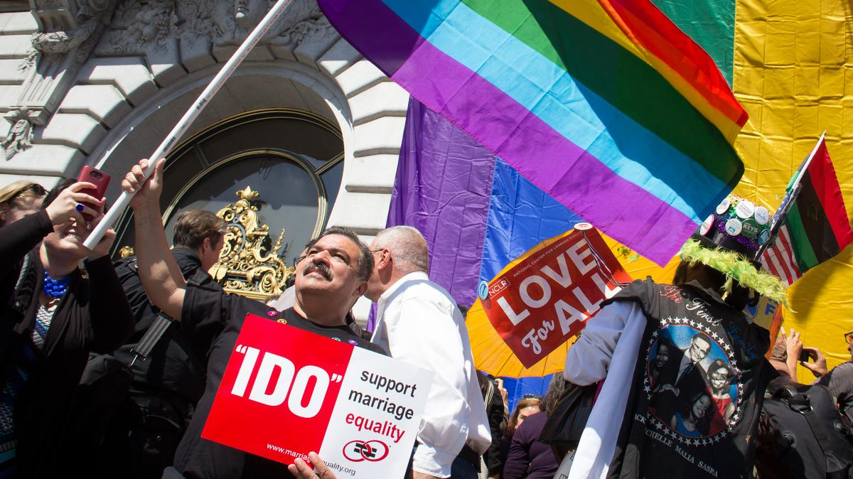 Are absolutely san francisco supreme court gay marriage