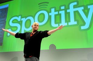 Spotify's CEO finds the bright spot in Taylor Swift breakup