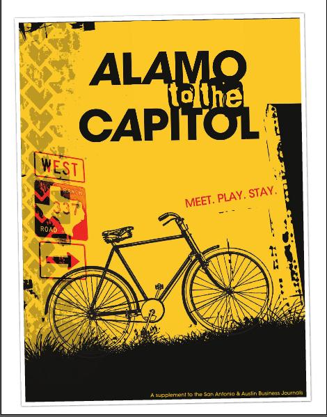 From Alamo to the Capitol