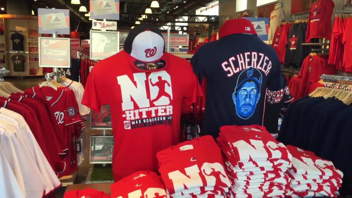 reputable site ee5fb da628 The Washington Nationals' new team store is one of the ...