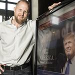 SA-based manager of Trump campaign website eyes local opportunities