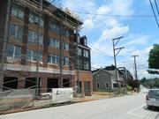 Eastside Flats  covers what is essentially three city blocks in Malvern.