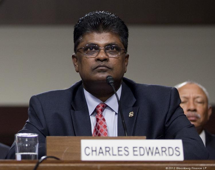 Charles Edwards, acting inspector general with the U.S. Department of Homeland Security.