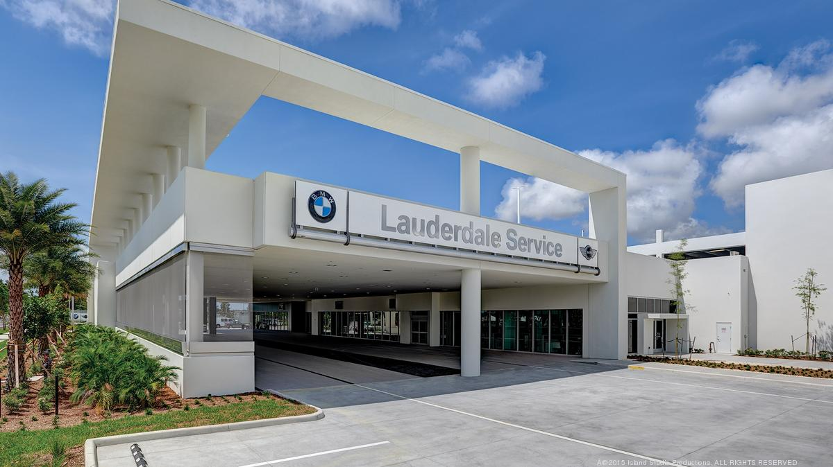 Bmw and mini service center in fort lauderdale completed south florida business journal