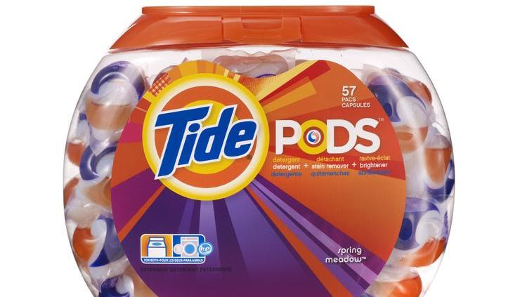 Poison fears prompt P&G to repackage Tide Pods, Gain Flings and