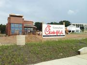 Next to the Wawa is a 4,800 sq. ft Chick-fil-A.