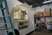 Plymouth-based Chameleon Concessions outfitted the food truck, shown here before it got its Minnesota Twins livery.
