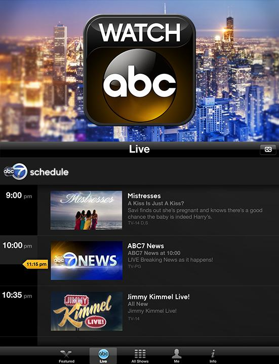 WLS-Channel 7 introduces live streaming service - Chicago