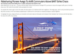 Capitalizing on BART strike: Silicon Valley pitches helicopters, co-working