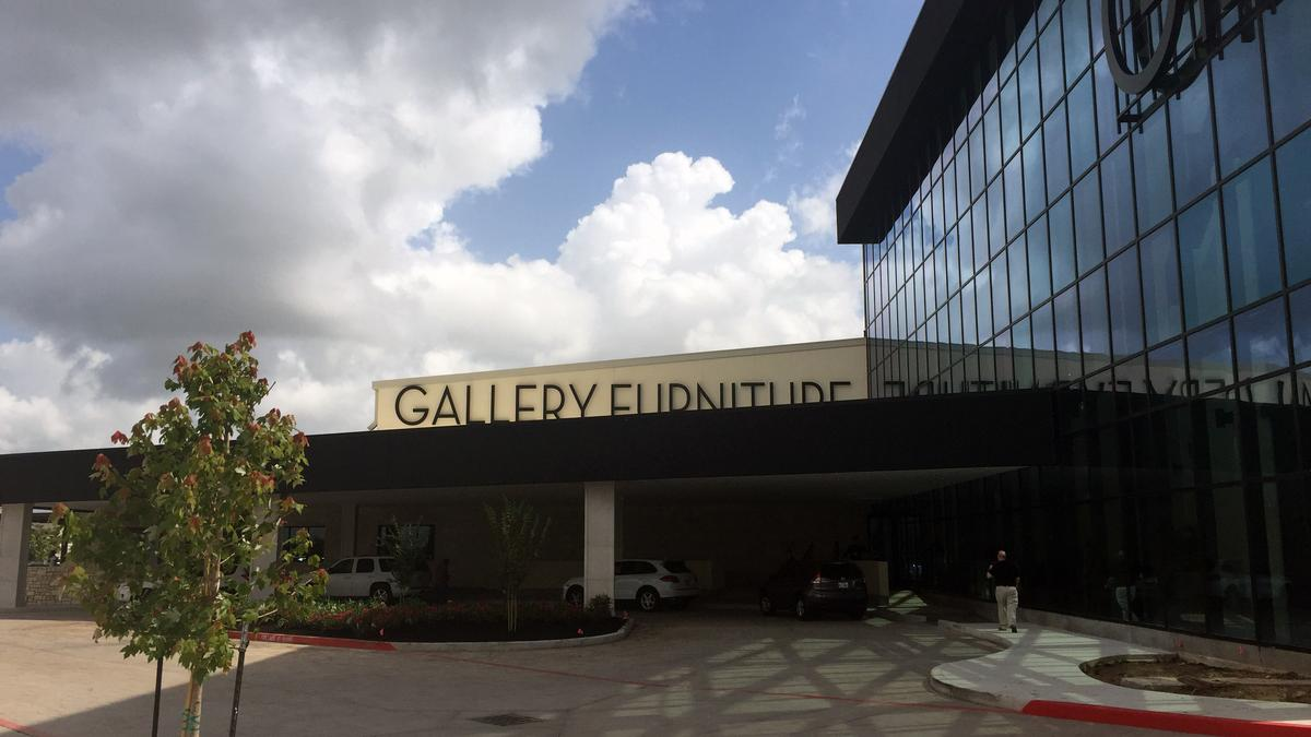 Gallery Furniture Opens Third And Largest Showroom In Fort Bend