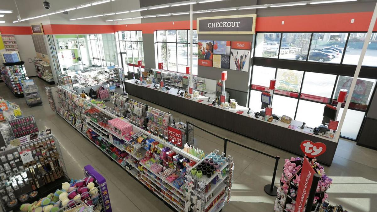 New michaels store coming to wake forest triangle for Arts and crafts new york