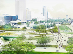 Lakefront Gateway designs: AECOM's vision takes cues from Lake Park