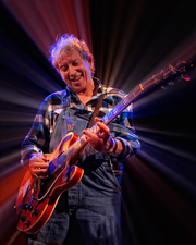 """1990, 1994, 1996, 1997, 2002, 2008 and 2012: Elvin Bishop. Bet'cha he did """"Fooled Around and Fell In Love."""""""