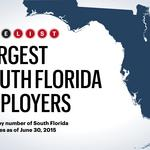 South Florida's largest employers talk growth