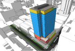 Cornish plans dorm tower, may lease beds to City University