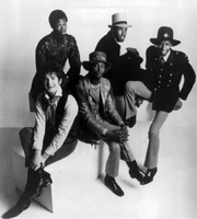 1994 and 1997: The Chambers Brothers. Man, the Chambers Brothers are super cool.