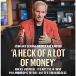Cover Story: <strong>Graves</strong>' $100 million mission