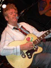 """2007: Dan Hicks and the Hot Licks. A family favorite. """"Moody Richard"""" and """"Cloud My Sunny Mood"""" are two of the best songs ever written."""