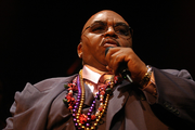 2001: Solomon Burke. He sang while sitting on a throne and rocked the absolute house. Somehow, I foolishly didn't come back for Little Feat or Los Lobos, and am sheepish about admitting that today.