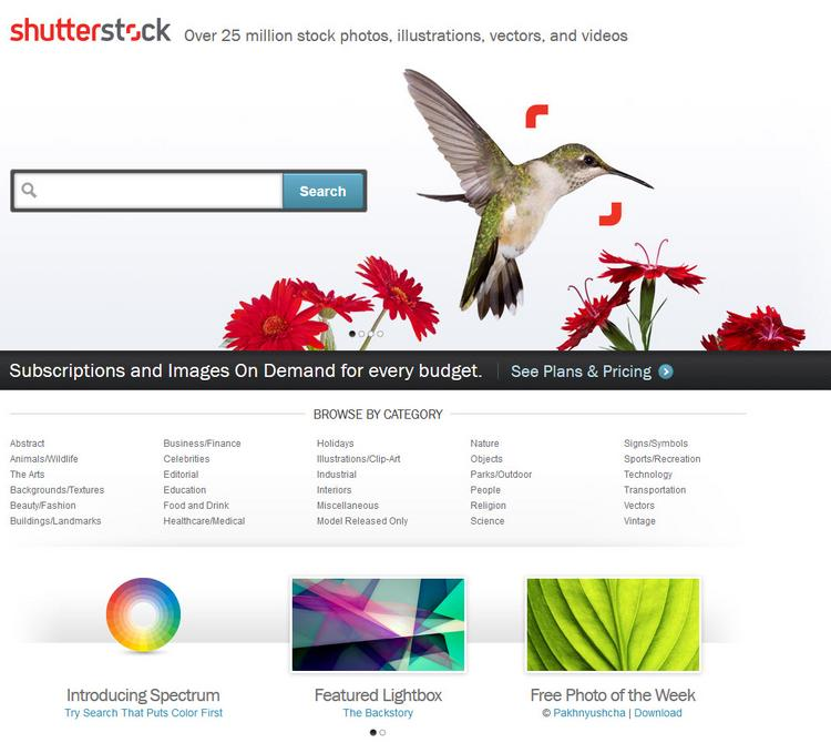 Shutterstock was launched in 2003 in New York City and today offers a photo library with more than 27 million images. The company also has produced the first billionaire to emerge from New York's tech scene -- CEO Jon Oringer.
