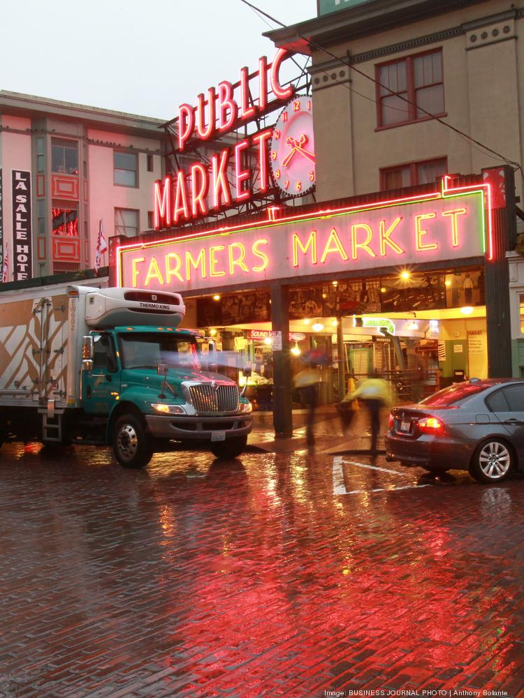 Great Day Parking Rates For The Garage At The Market Are Going Up From $12 Now To