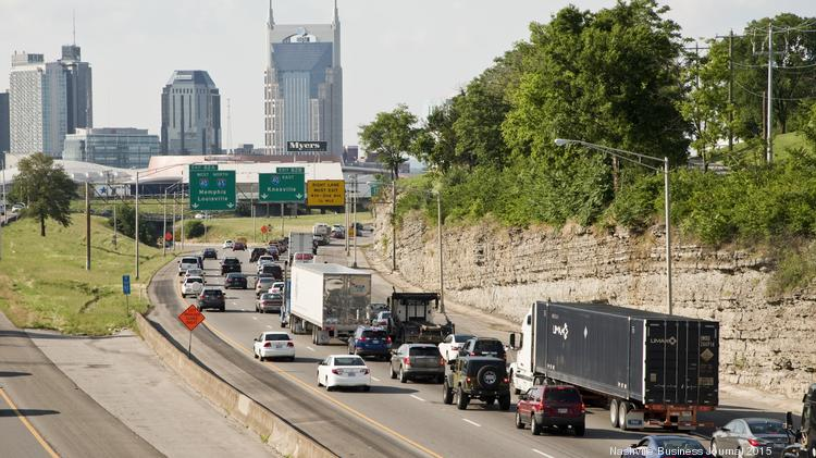 Contain your rage: Here's how bad Nashville's traffic bites