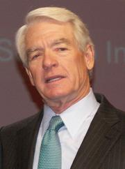 #9: Charles Schwab founder Charles Schwab, 75, made no sizeable individual political contributions in 2012. His wife, Helen Schwab, is one of the Republican party's biggest donors, giving $244,499 to Republicans exclusively last year. That included $125,000 to super PACs, $14,999 to regular PACs, $63,300 to Republican party committees and $41,200 to individual Republican candidates. Schwab lives in Atherton and is worth an estimated $4.3 billion.