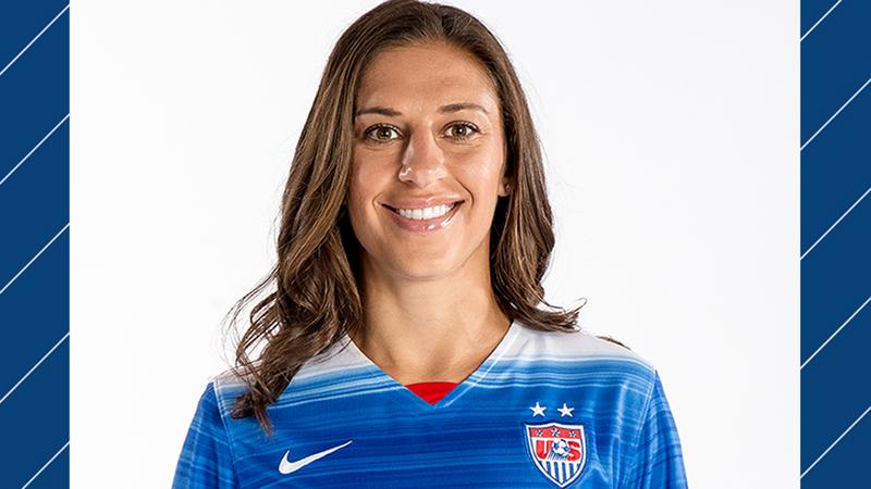 best cheap 2aa03 30666 Carli Lloyd to be in high demand after 3-goal World Cup ...