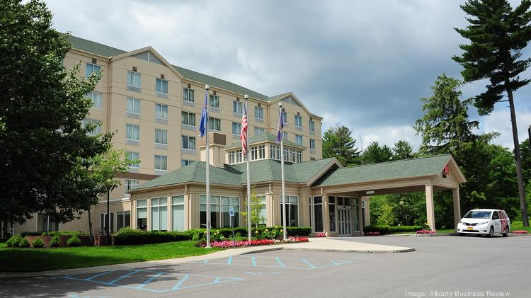 Three hotels in the Albany, New York region sell to three buyers for ...