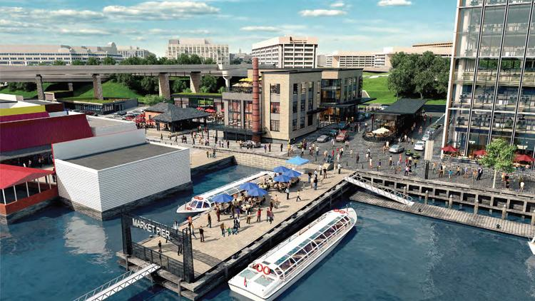 Here s hoffman madison waterfront 39 s plan to restore d c s for Maine fish market