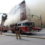 Whiskey Row fire ruled accidental
