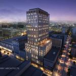 30-story West Baltimore Street tower expected to break ground in spring, Howard <strong>Brown</strong> says