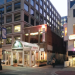 The tiny Luigi's building in Dupont Circle just sold. The price is more than double the 2014 sales price.