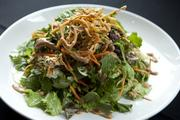 Thai Chicken is a featured menu item at Keystone Bar & Grill Clifton.