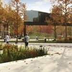 Here's the most detailed look yet at the plan for McKeldin Plaza