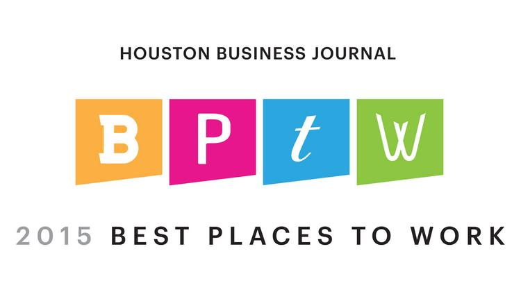 Houston Business Journal has been rolling out the finalists for our 2015 Best Places to Work awards this week, and we're down to the final category: small companies.