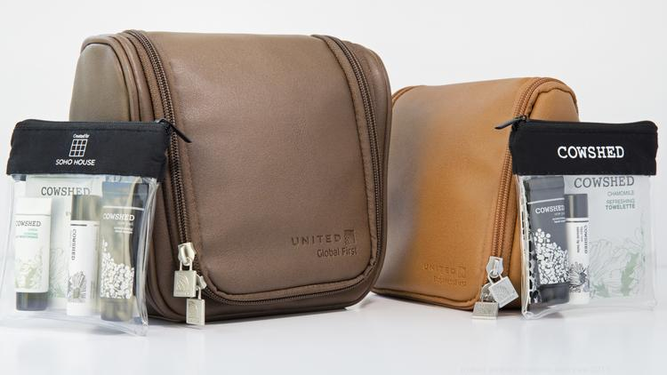 United Airlines to introduce new inflight amenity kits with