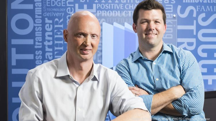 Making history blueprint tops eastside fastest growing private blueprint consulting co founders kyle wagner left and ryan neal led to company malvernweather Choice Image