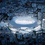 ​Populous designs a new home for the NFL in London