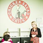 A chicken salad restaurant shouldn't serve breakfast and other lessons from the Chicken Salad Chick