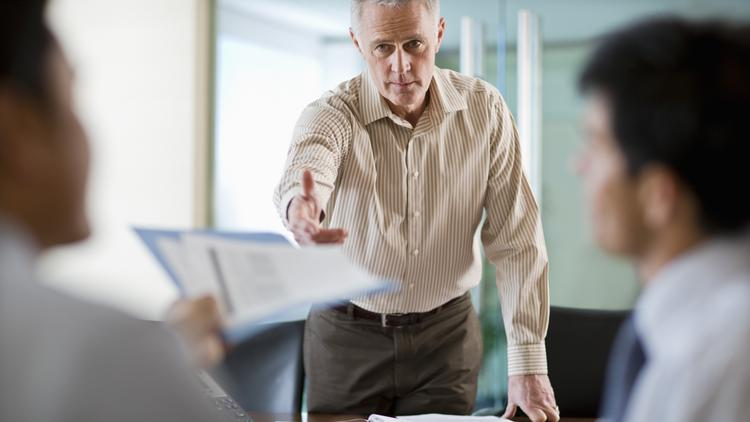 managing  should managers ask or tell when assigning work