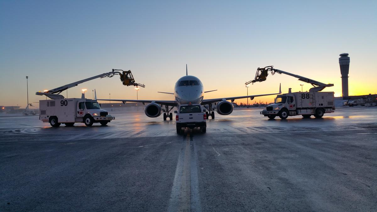 Olathe Firm Lands 32m Deicing Contract With American