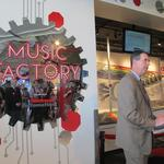 Discovery World, Rockwell Automation unveil Music Factory exhibit