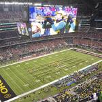 Charlotte makes play for College Football Playoff championship